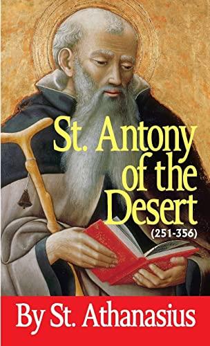 St. Antony of the Desert: St. Athanasius