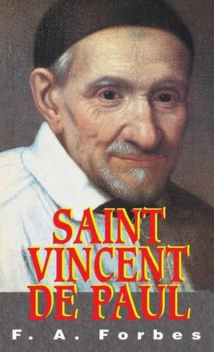 9780895556219: St. Vincent de Paul