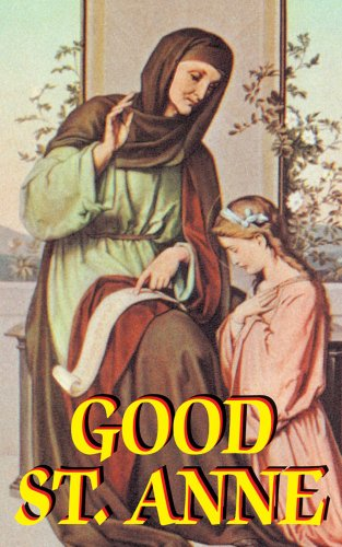 Good St. Anne: Anonymous