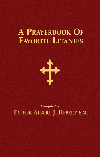 9780895557506: A Prayerbook of Favorite Litanies