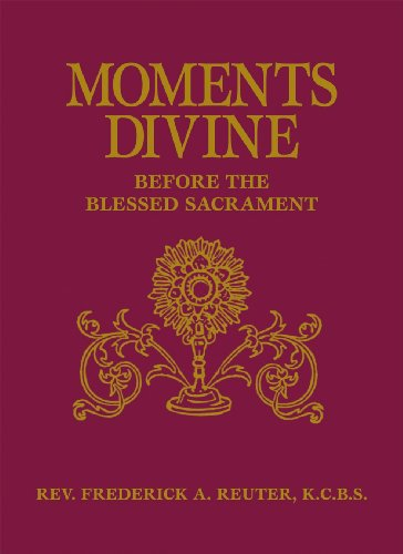 9780895558909: Moments Divine: Before the Blessed Sacrament