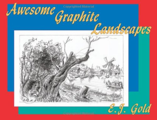 9780895562548: Awesome Graphite Landscapes