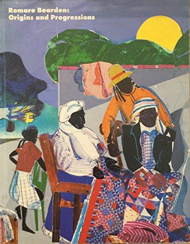 Romare Bearden: Origins and Progressions September 16 - December 16 1986: Cynthia Jo Fogliatti, ...