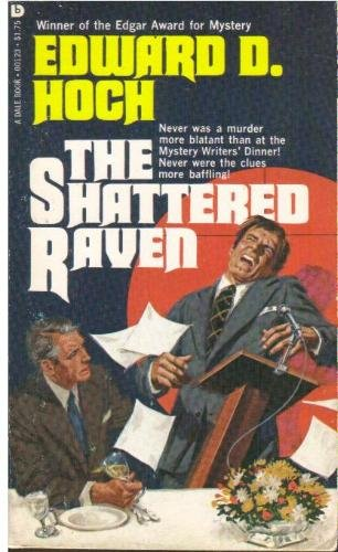 The Shattered Raven (0895590123) by Edward D. Hoch