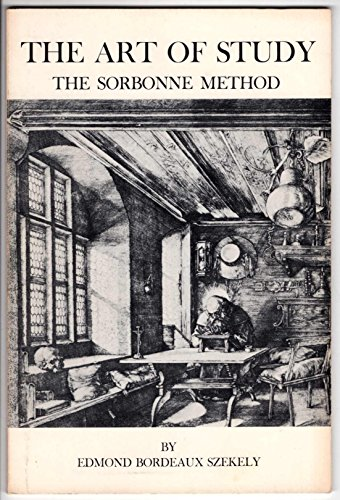 9780895640659: The Art of Study: The Sorbonne Method