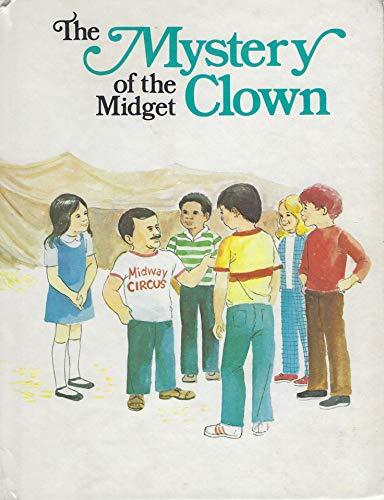 The Mystery of the Midget Clown (Mysteries): Bradfor, Ann