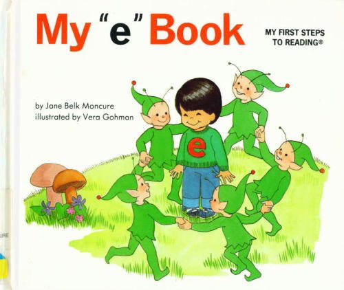 "9780895652737: My ""e"" book (My first steps to reading)"