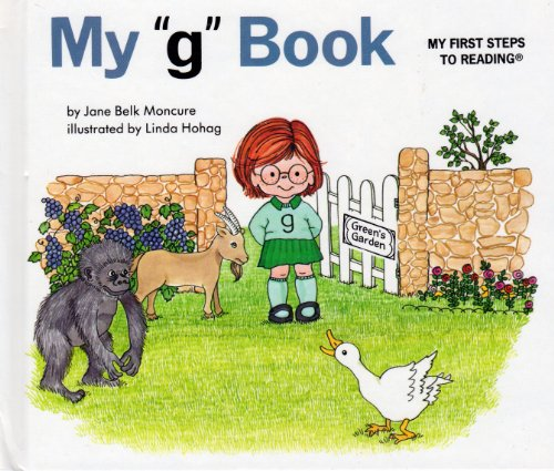 9780895652812: My g book (My first steps to reading)