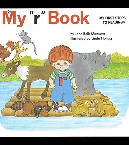 """9780895652904: My """"r"""" book (My first steps to reading)"""