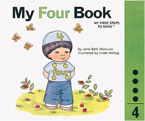 9780895653154: My Four Book : My Number Books Series