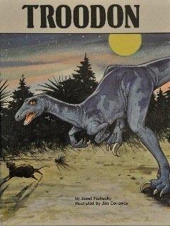9780895656360: Troodon (Dinosaur Books)