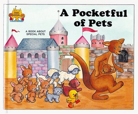 A Pocketful of Pets: A Book About: Moncure, Jane Belk