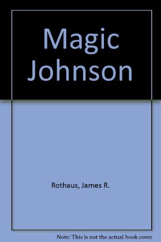 9780895657329: Magic Johnson : Sports Superstars Series