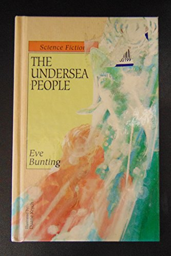 9780895657664: The Undersea People (Science fiction)