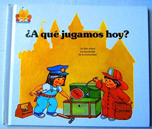 9780895659231: A Que Jugamos Hoy (El Castillo Magico)