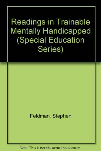 9780895681065: Readings in Trainable Mentally Handicapped (Special Education Series)