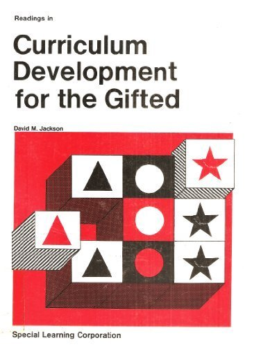 9780895681881: Readings in curriculum development for the gifted (Special education series)