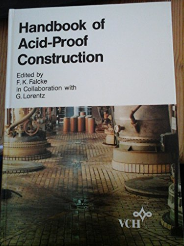 9780895733702: Handbook of Acid-Proof Construction