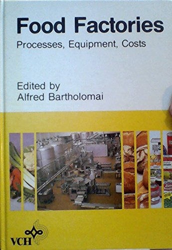 9780895735546: Food Factories: Processes, Equipment, Costs