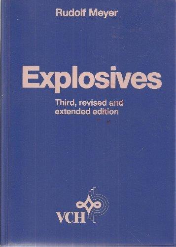 9780895736000: Explosives