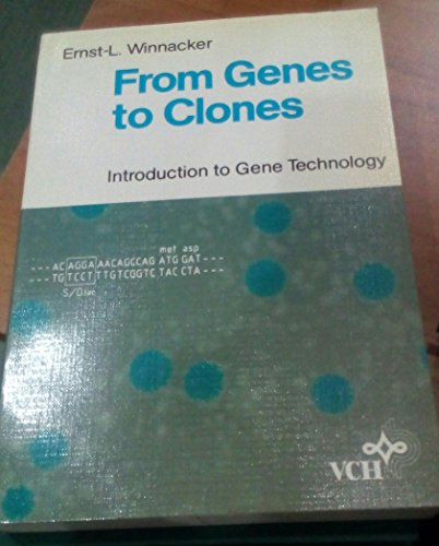 9780895736147: From Genes to Clones