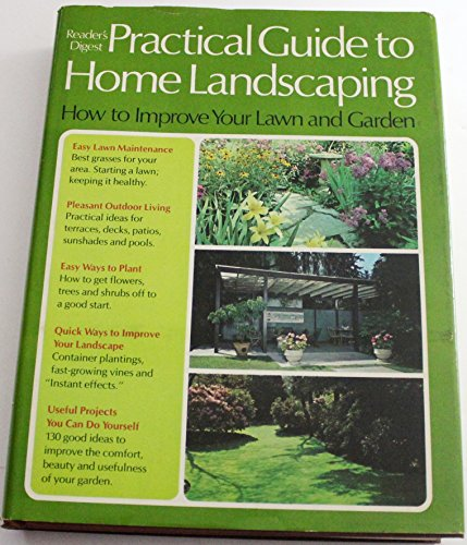 9780895770059: Reader's Digest Practical Guide to Home Landscaping