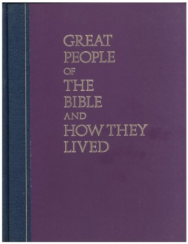9780895770158: Great People of the Bible and How They Lived