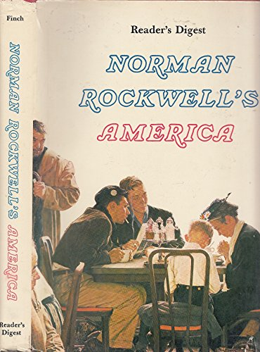 Norman Rockwell's America: Norman Rockwell; Reader's Digest Edition; Christopher Finch