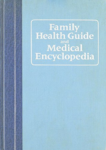 9780895770325: Family Health Guide and Medical Encyclopedia