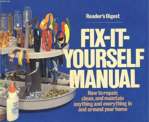 9780895770400: Fix It Yourself Manual