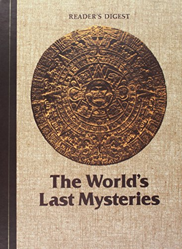 9780895770448: The World's Last Mysteries (English and French Edition)