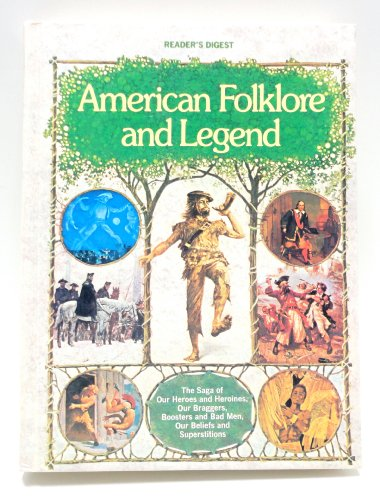 9780895770455: American Folklore and Legend