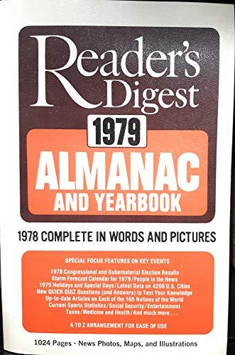 Reader's Digest 1979 Almanac and Yearbook: Reader's Digest