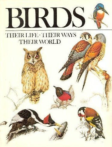 Birds: Their Life, Their Ways, Their World: Christopher Perrins