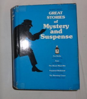 Great stories of mystery and suspense: Dick Francis, Ed