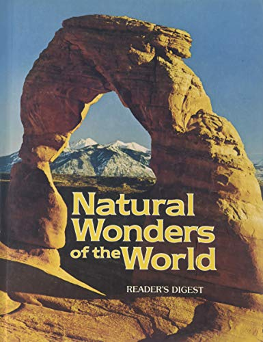 9780895770875: Reader's Digest Natural Wonders of the World