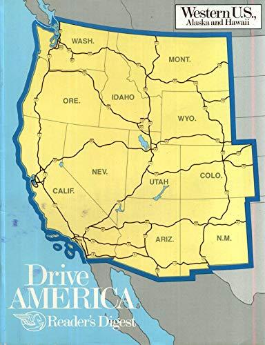 9780895770943: Drive America, Western U. S., Alaska and Hawaii