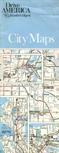 9780895770950: City Maps (Drive America)