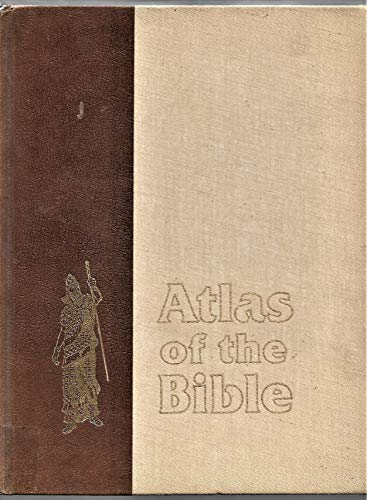 9780895770974: Atlas of the Bible (Readers Digest)