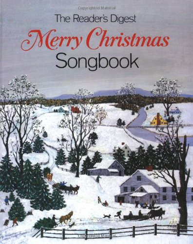 9780895771056: The Reader's Digest Merry Christmas Songbook: With Lyric Booklet