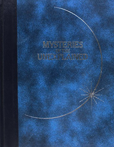 MYSTERIES OF THE UNEXPLAINED: Reader's Digest