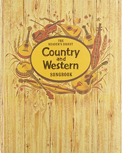 9780895771476: The Reader's Digest Country and Western Songbook
