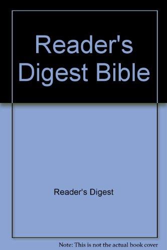 9780895771483: Reader's Digest Bible
