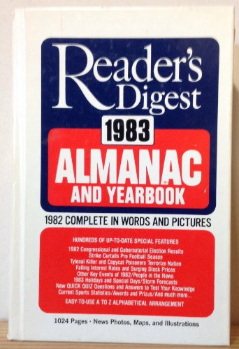 Reader's Digest 1983 Almanac And Yearbook