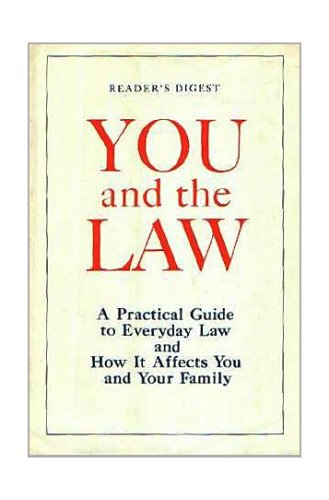 YOU AND THE LAW: Reader's Digest Assn.