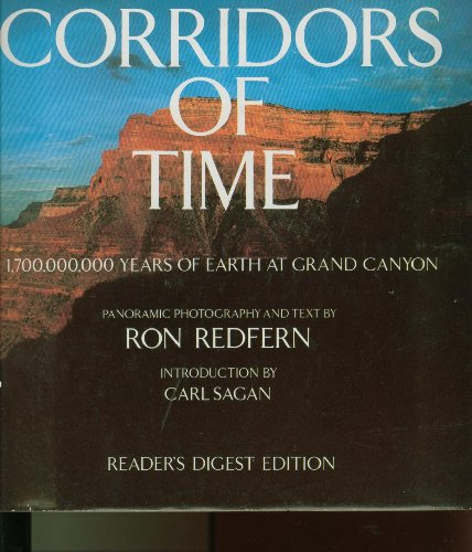 9780895771674: Corridors of time: 1,700,000,000 years of earth at Grand Canyon