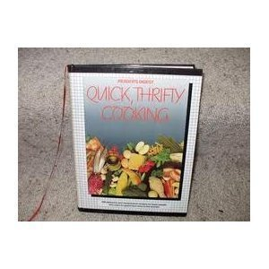 9780895771810: Quick, Thrifty Cooking