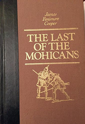 an examination of the last of the mohicans by james fenimore cooper The last of the mohicans - james fenimore  the last of the mohicans, by james fenimore cooper  subtle examination could not have.