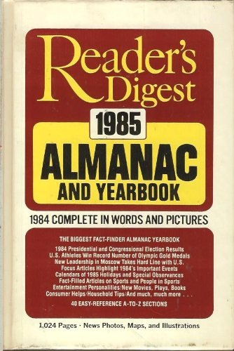 Reader's Digest 1985 Almanac And Yearbook: David C. Whitney