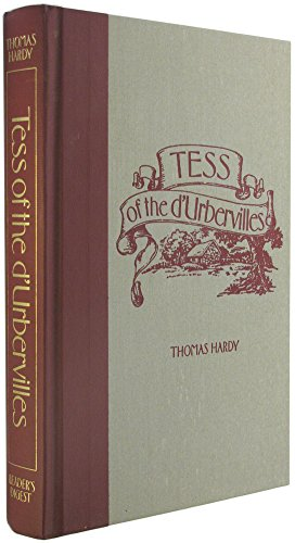 9780895772152: Tess of the D'Urbervilles: A Pure Woman